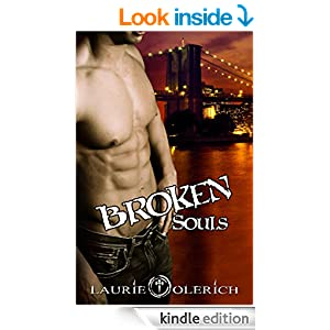 broken souls book cover