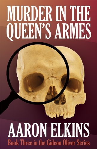 Murder in the Queen's Armes  cover