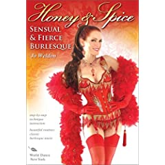 Jo Weldon Instructional Burlesque DVD