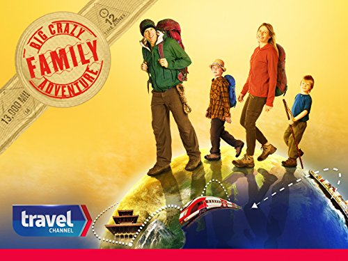 Big Crazy Family Adventure Season 1