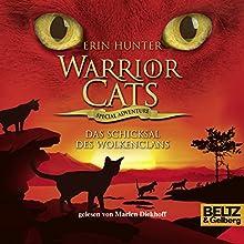 Das Schicksal des WolkenClans (Warrior Cats: Special Adventure 3) Hörbuch von Erin Hunter Gesprochen von: Marlen Diekhoff