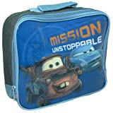 Disney Cars 2 Mission Unstoppable Insulated Lunch Bag