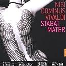 Vivaldi - Nisi Dominus & Stabat Mater / Lemieux, Jaroussky, Ensemble Matheus, Spinosi