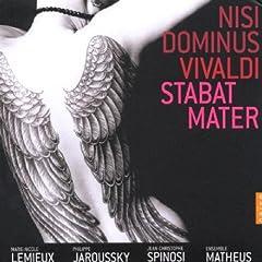 Vivaldi: Nisi Dominus . Stabat Mater