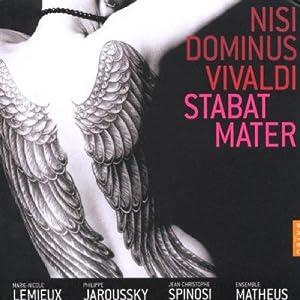 Vivaldi: Nisi Dominus / Stabat Mater