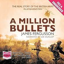 A Million Bullets (       UNABRIDGED) by James Ferguson Narrated by Joe Dunlop