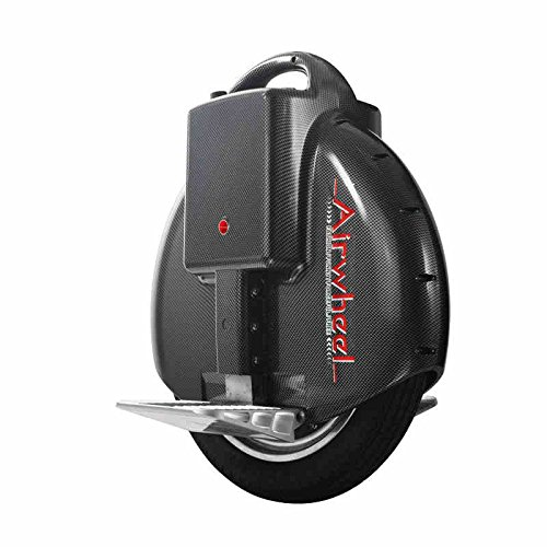 Airwheel X8 170Wh Electric Self Balancing Scooter One Wheel Electric Unicycle Carbon Fiber Pattern
