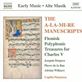 echange, troc Capilla Flamenca - Flemish Polyphonic Treasures For Charles V
