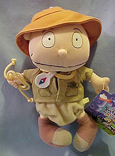 Nickelodeon Rugrat Safari Tommy Pickles Plush Doll (Tommy Pickles Plush compare prices)