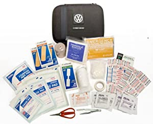 Volkswagen First Aid Kit All Models 000093108B9B9 by Volkswagen