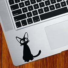 MacBook 対応 アートステッカー ジブリ 魔女の宅急便(小) 並行輸入品