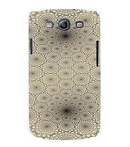 PrintVisa Modern Art Web Pattern 3D Hard Polycarbonate Designer Back Case Cover for Samsung Galaxy S3 Neo