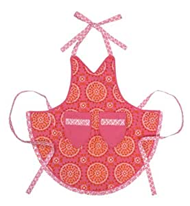 USD20 Amazon Gift Card Wedding Registry : Amazon.com: Dena Ikat Adult Apron, Pink: Home & Kitchen