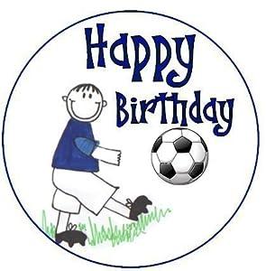 happy birthday fussball