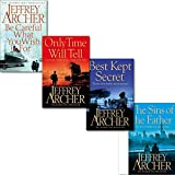 img - for Jeffrey Archer The Clifton Chronicles Series Collection 4 Books Set (Best Kept Secret, The Sins Of The Father, Be Careful What You Wish For) book / textbook / text book