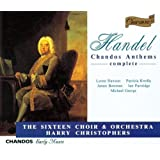Handel: Chandos Anthemsby Georg Friederich Handel
