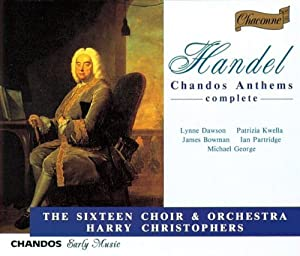 Chandos Anthems 1-11