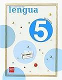 Cuaderno de Lengua. 5 Primaria, 3 Trimestre
