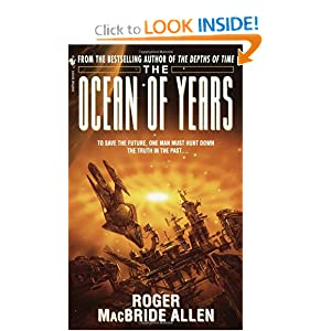 The Ocean of Years (The Chronicles of Solace, Book 2) by Roger MacBride Allen