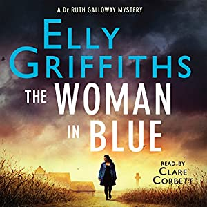 The Woman in Blue Audiobook