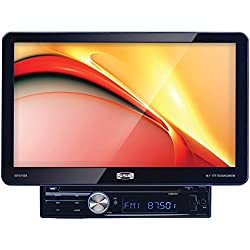 See SSL SD10.1USA In-Dash Single-Din 10.1-inch Motorized Detachable Touchscreen DVD/CD/USB/SD/MP4/MP3 Player Receiver with Remote Details
