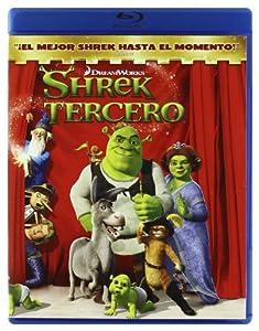 Shrek Tercero [Blu-ray]