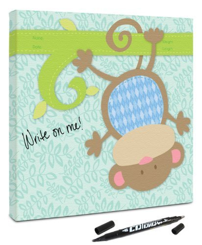canvas-kudos-children-room-sign-baby-monkey-by-canvas-kudos
