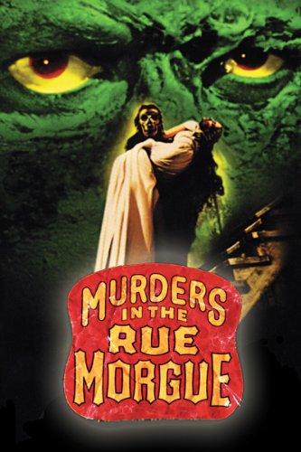 Amazon.com: Murders in the Rue Morgue: Jason Robards