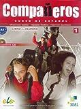 img - for Companeros. Curso de espanol. 1 alumno + CD (Spanish Edition) book / textbook / text book