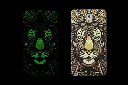 borch-fashion-luminous-series-the-king-of-beasts-deep-forest-mini-phone-protective-shell-for-samsung