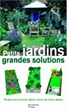 "Afficher ""Petits jardins grandes solutions"""