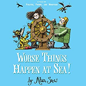 The Ratbridge Chronicles: Worse Things Happen at Sea Audiobook