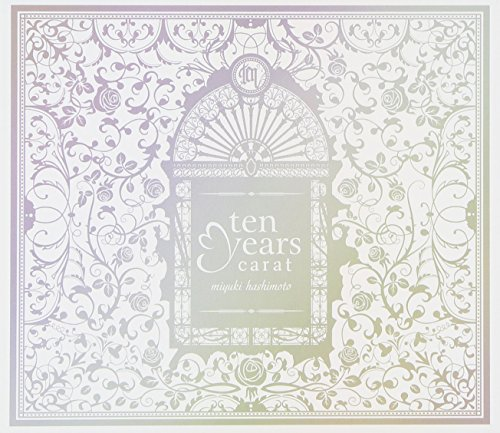 ten years carat(DVD付)