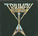 Triumph: Allied Forces LP VG+/VG++ Canada Attic LAT 1122