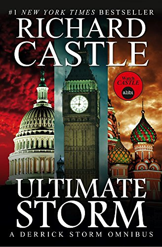 Ultimate Storm (a Derrick Storm Omnibus) (Castle)