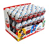 Kinder Surprise Egg Chocolate 20g Micky Mouse and Friends (pack of 72)
