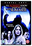 I'll Always Know What You Did Last Summer [DVD]
