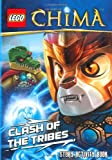 Author LEGO Legends of Chima: Clash of the Tribes Story Activity Book