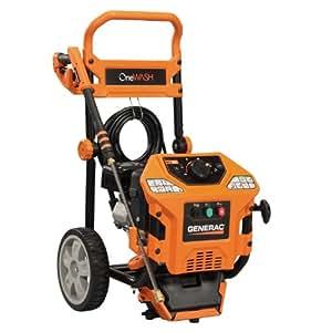 Generac 6436 OneWash 2,000-3,000 PSI - Gas Pressure Washer
