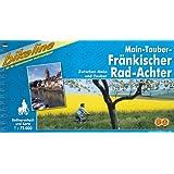 Bikeline Radtourenbuch, Main-Tauber-Fränkischer Rad-Achter (Bikeline Radtourenbücher)