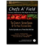Chefs A' Field: Season II - Box Set ~ Jacques P�pin
