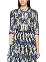 Seventy 1970 Camisa Mujer (Azul Celeste)