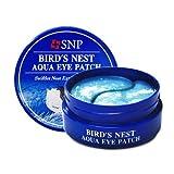 SNP Bird's Nest Aqua Eye Patch Including Swiftlet Nest Extract (60pcs)