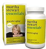 Martha Stewart Essentials Graceful Aging Supplement, 60 Vegetarian Capsules