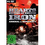 "Hearts of Iron 2 Arsenal of Democracy (PC)von ""Koch Media GmbH"""