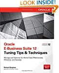 Oracle E-Business Suite 12 Tuning Tip...