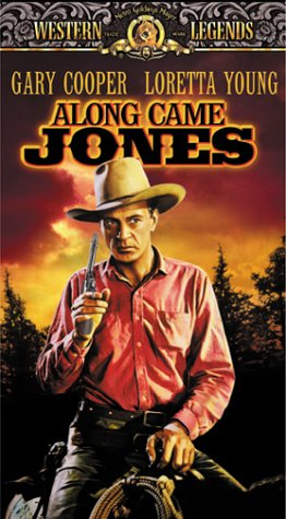 Along Came Jones [VHS]