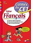 L'ann�e du CE1- Cahier de Fran�ais