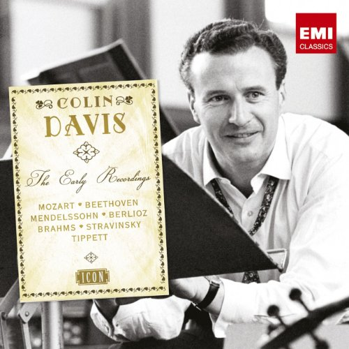 Sir Colin Davis - ICON: Colin Davis - His Early Recordings