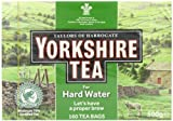 Yorkshire Tea Hard Water Tea Bags 160 Bags (Pack of 3, Total 480 Bags)